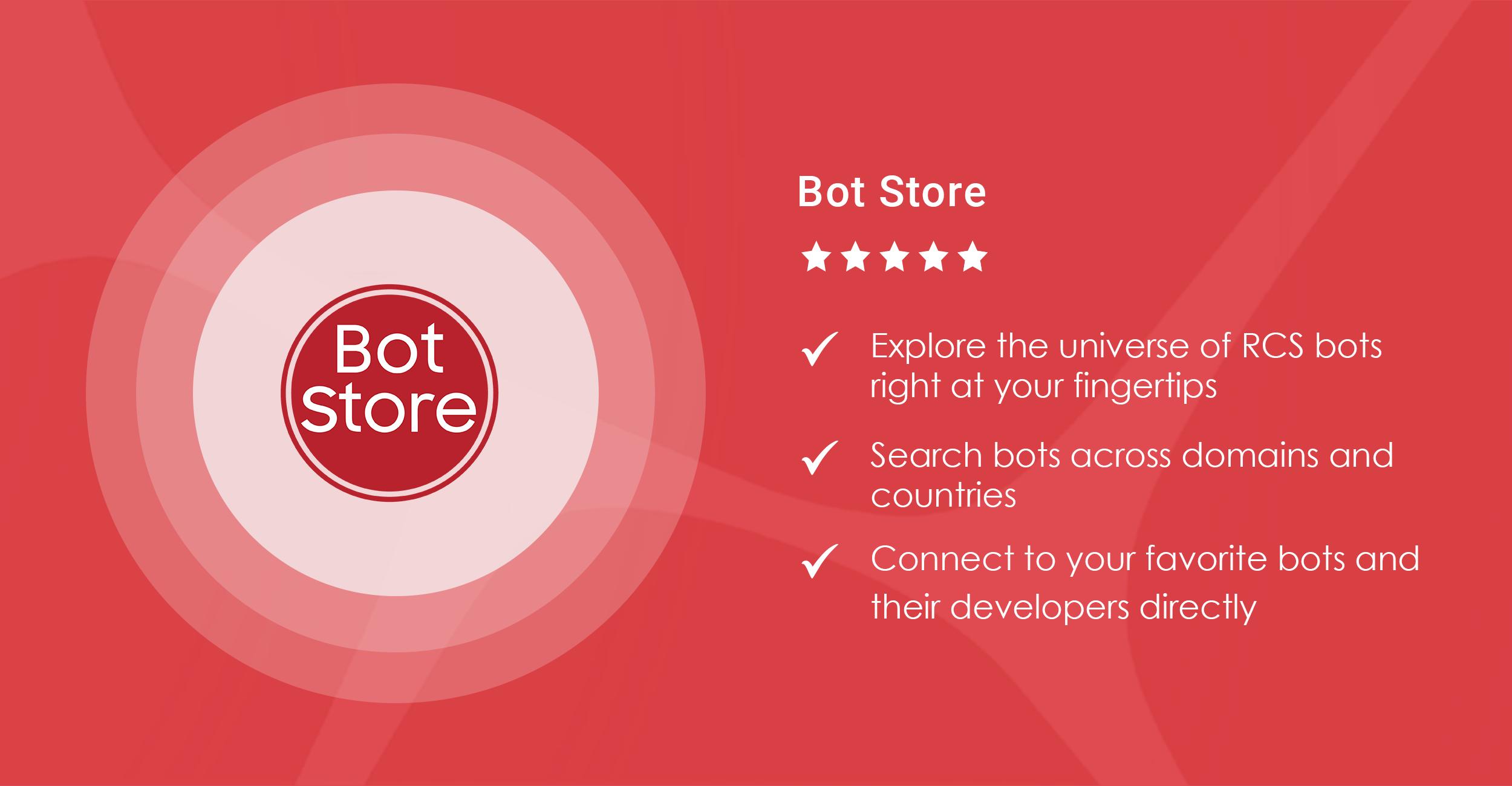 Bot Store